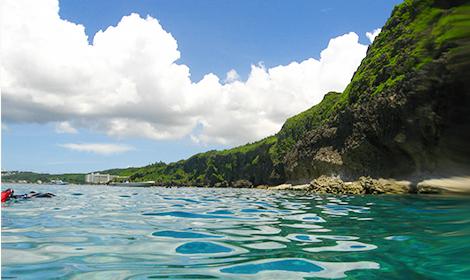 沖縄本島中部、北部ボートダイビングプラン