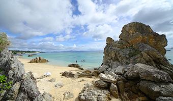 沖縄本島北部ビーチダイビングプラン
