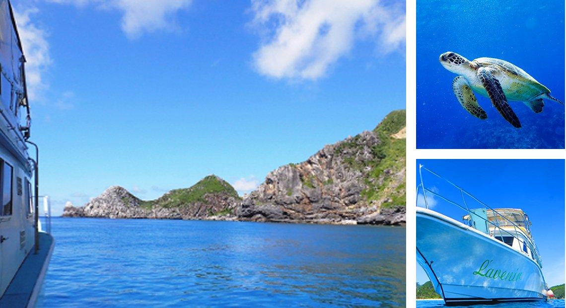 沖縄のファンダイビング