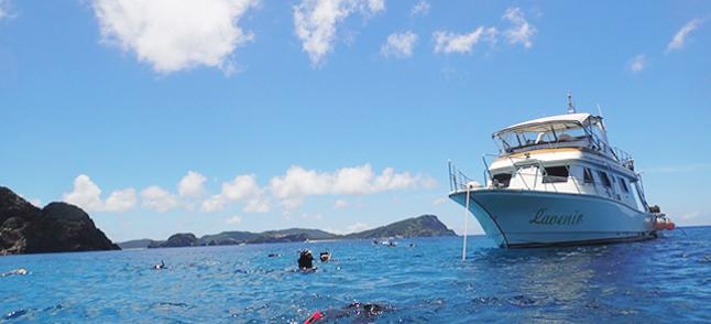 沖縄に来たら、やっぱり海遊び!