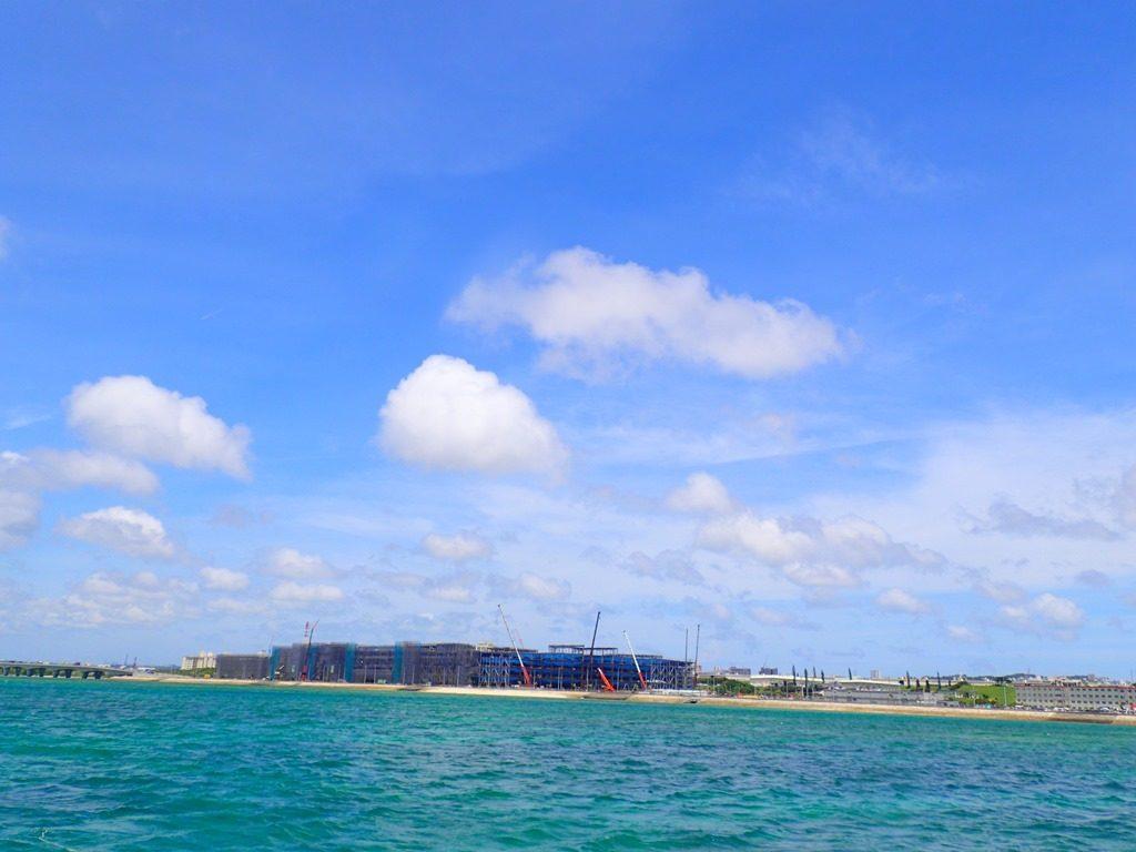 充実の沖縄旅行スタート!!