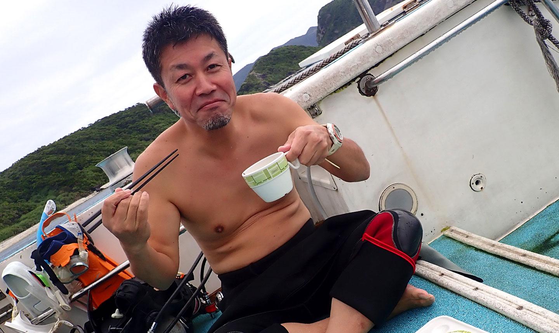 PADI エンリッチドエア・ナイトロックス 平田直哉