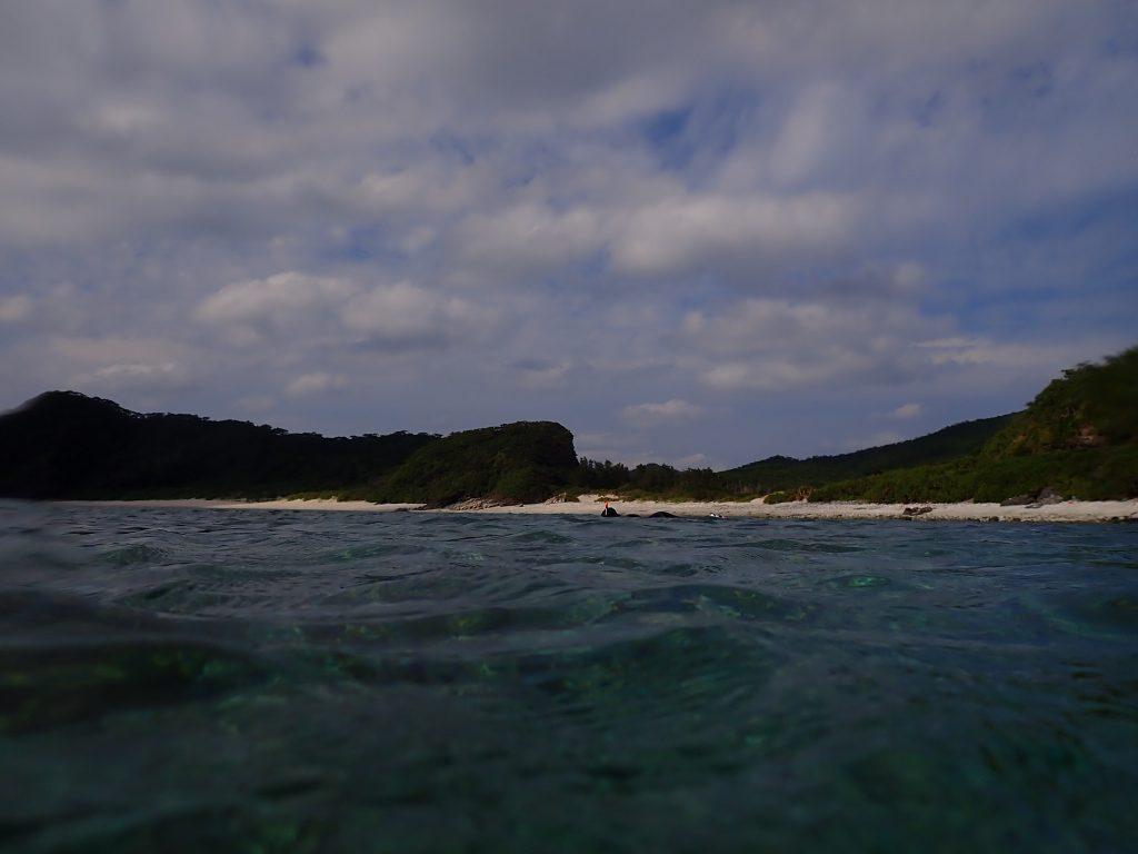 初☆慶良間!!思う存分泳いできました('ω')ノ